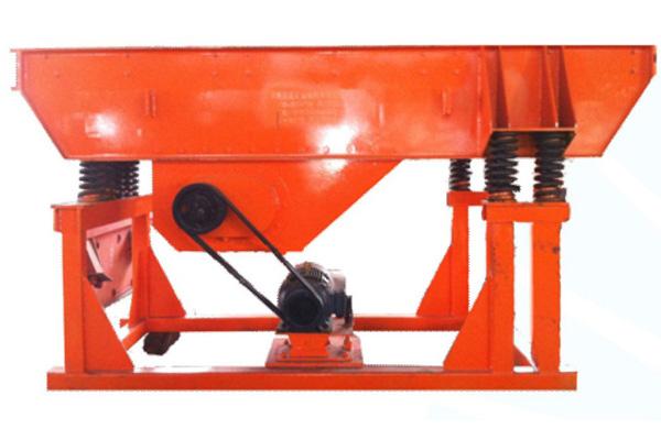 ZSW雙軸給料機